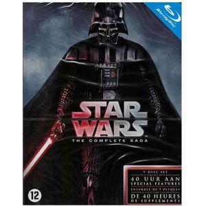 BLU-RAY FILM Star Wars La Saga Complete (Blu Ray)