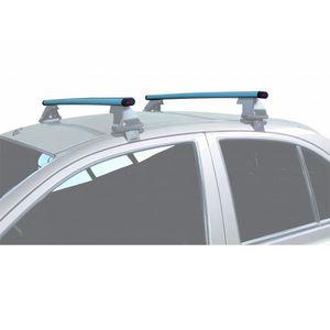 5 Portes Barres de toit ACIER SKODA Rapid Spaceback De 2013 Jusqu/à 2015 NH1