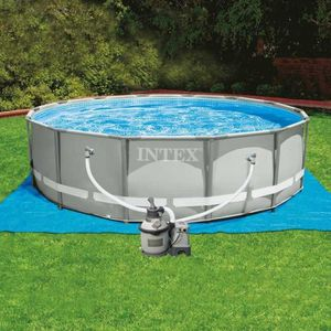 PISCINE Piscine tubulaire INTEX 4,27 x 1,22 m