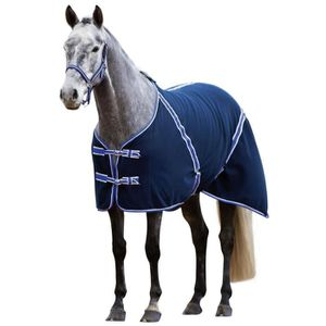 COUVERTURE ANIMAUX COVALLIERO Couverture cheval RugBe Classic - 125 c