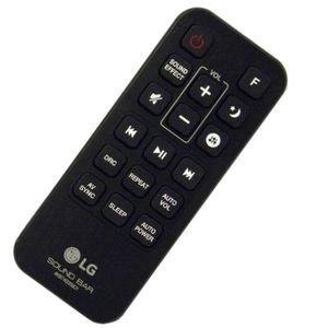 Ensemble home cinéma Télécommande pour Home cinéma - DVD - Blue-ray LG