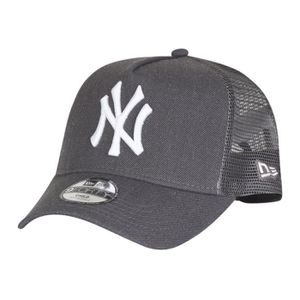 621245c2a458e CASQUETTE New Era Trucker Kinder Cap - HEATHER NY Yankees gr