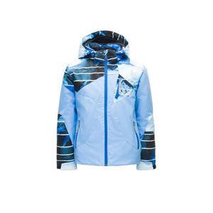 BLOUSON DE SKI Veste Ski Fille SPYDER Ava bleu 10536