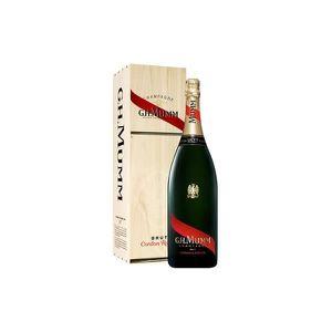 CHAMPAGNE Mumm Cordon Rouge - Mathusalem - Champagne AOC