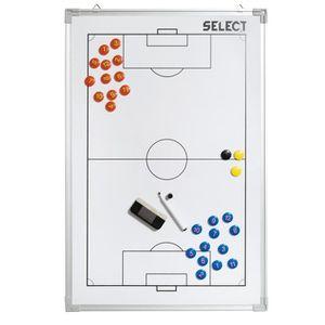 BALLON DE FOOTBALL Tableau Tactique Aluminium Select - blanc - TU