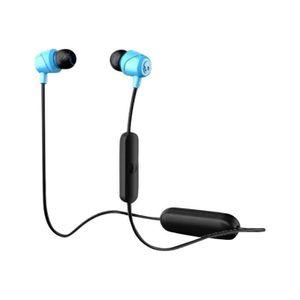 CASQUE AVEC MICROPHONE SKULL CANDY Casque Bluetooth sans fil Jib - Noir e