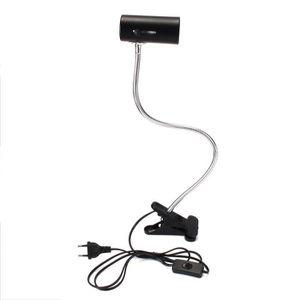 ÉCLAIRAGE TEMPSA 50CM E27 Lampe clip flexible pr reptile ter
