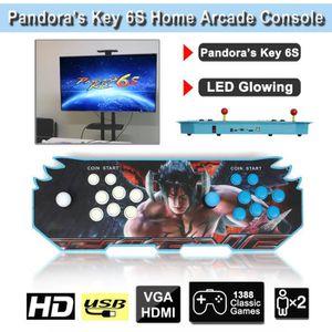 JEU CONSOLE RÉTRO TEMPSA Console De Jeux Vidéo Arcade 1388 En 1 LED