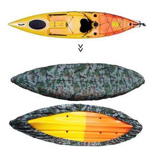 MagiDeal Universel Housse de Kayak Cano/ë Impermeable Protection Poussi/ère//Pluie Accessoire Couverture