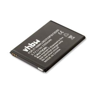 CÂBLE TÉLÉPHONE vhbw Li-Ion batterie 2300mAh pour téléphone portab