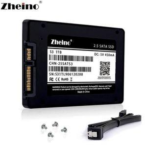 DISQUE DUR SSD Zheino SSD 1TB SSD S3 2,5 TLC pouces Sata III 3D N