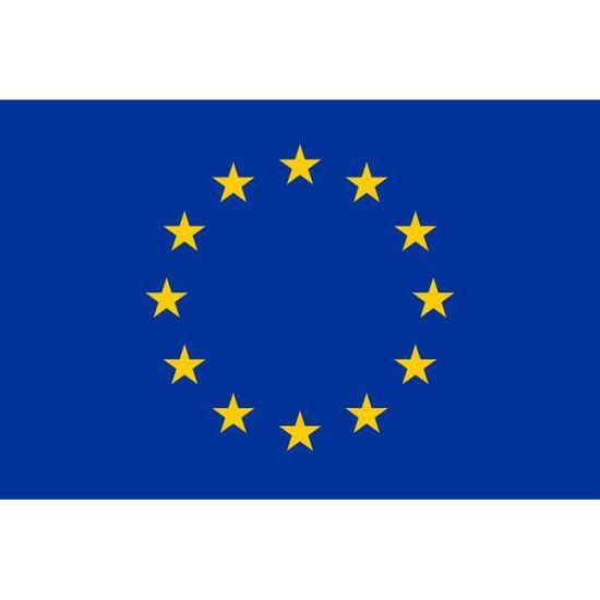 DRAPEAU - BANDEROLE Drapeau Europe UE CEE