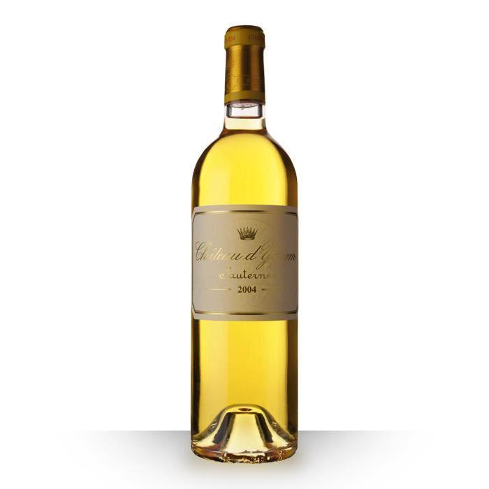 Château d'Yquem 2004 Blanc 75cl AOC Sauternes - Vin Blanc