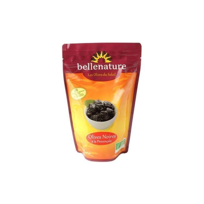 Des olives à la provençale, à déguster à vos apéritifs ou pour agrémenter vos préparations culinaires.Olives*, herbes de