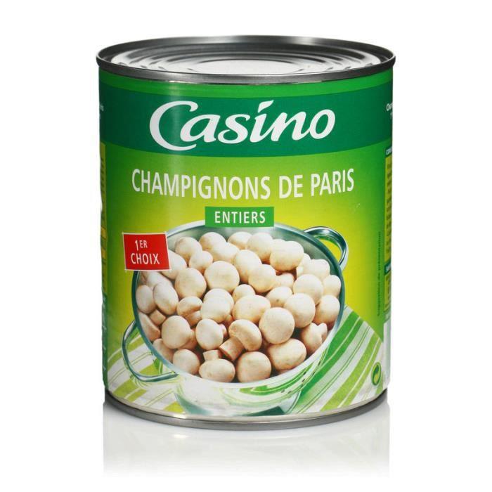 Champignon 1er choix - 460 g
