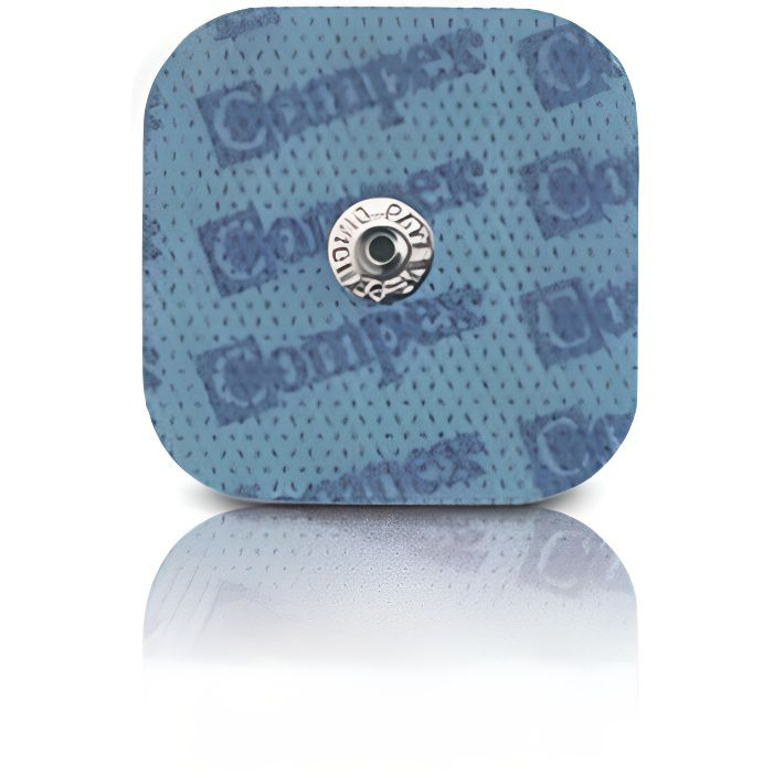 LOT 5 SACHETS ELECTRODES COMPEX performance snap 5 x 5 cm