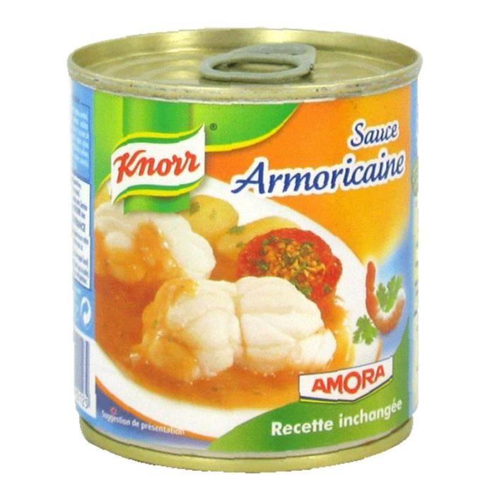 KNORR Sauce armoricaine - 200g