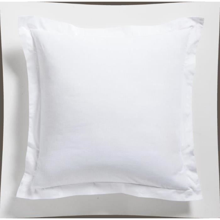 TODAY PREMIUM Taie Percale 75x75 CHANTILLY