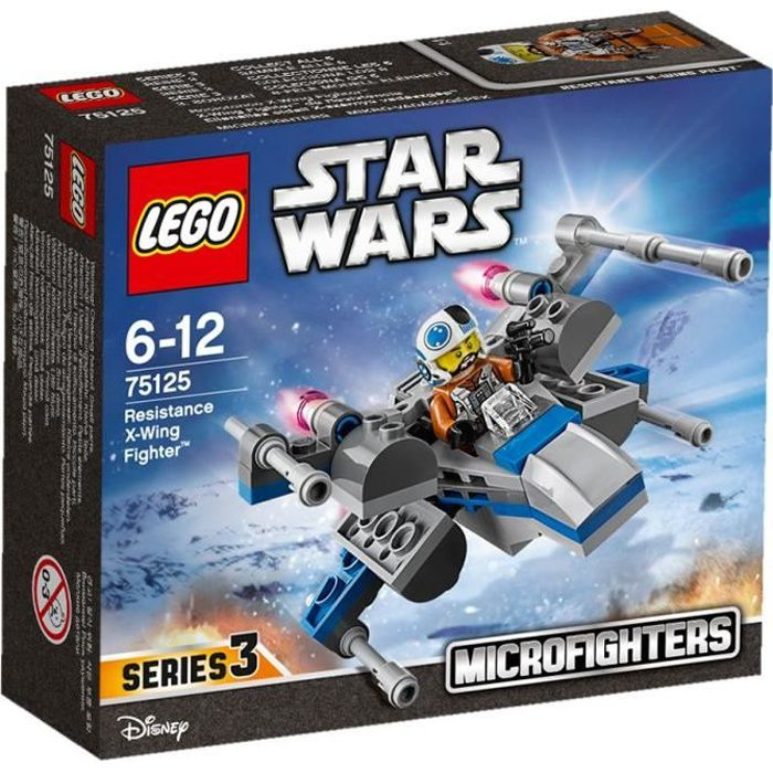 LEGO® Star Wars™ 75125 Resistance X-Wing Fighter™