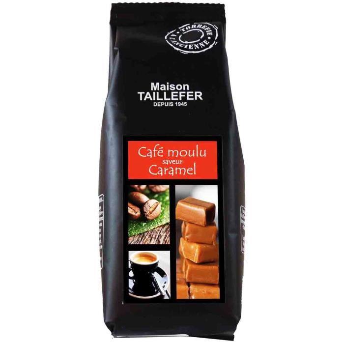 Café Saveur Caramel Sachet 125g