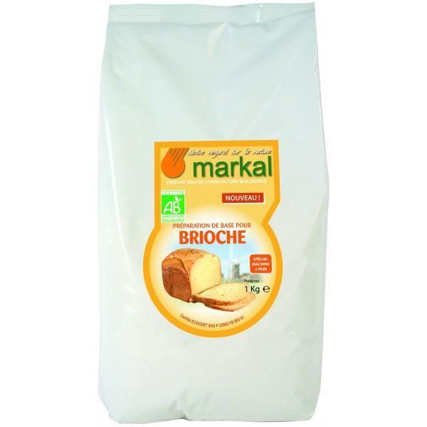 Base pour brioche, 1kg, Markal