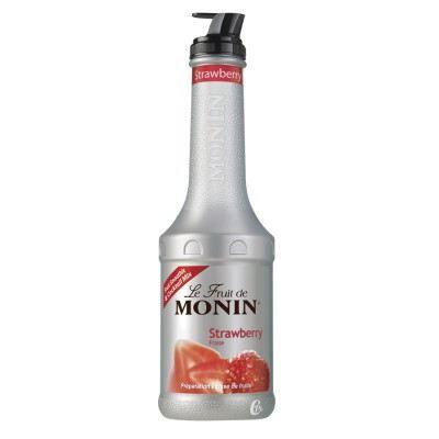 Fruit de Monin - Fraise - 1 Litre
