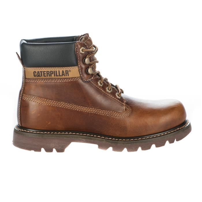 Bottines homme - CATERPILLAR - Naturel - COLORADO