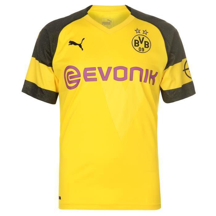 Puma Borussia Dortmund Maillot Domicile Football 2018 2019 Homme