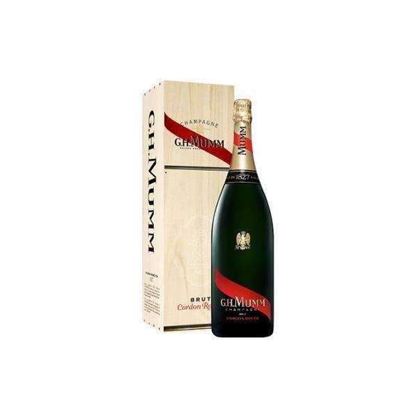 Mumm Cordon Rouge - Mathusalem - Champagne AOC