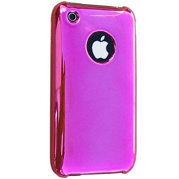 Coque miroir rose pour iphone 3g 3g s achat coque for Application miroir iphone