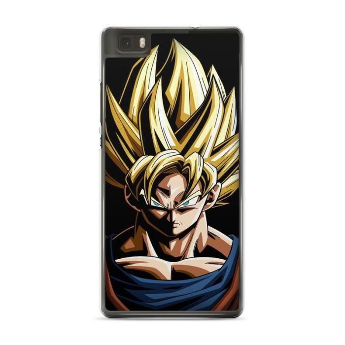 Coque Huawei P9 LITE Dragon Ball Z Sangoku Sangohan Super GT Goku ...