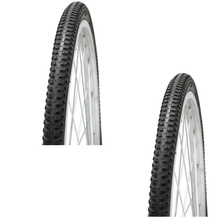 "Paire de 12/"" Vélo//Cycle Tubes SCHRADER Valve 12 X 2 1//4 1.75 To 2.2"