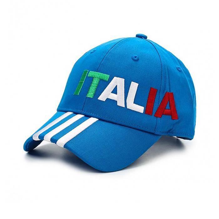 Mixte PAYS Casquette Italie /équipe Football