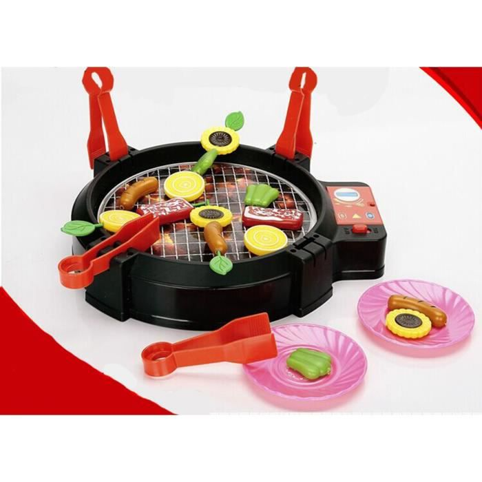jouets barbecue grill lectrique bbq enfants parent enfant des jouets 1 pcs lote achat. Black Bedroom Furniture Sets. Home Design Ideas