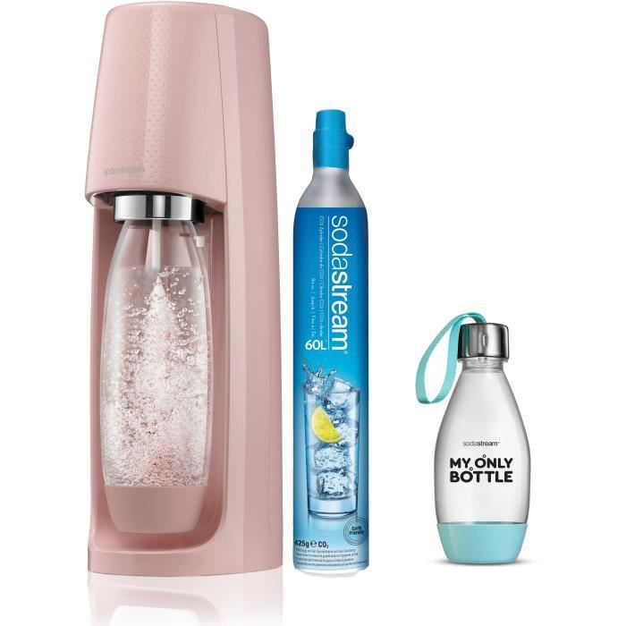 Photo de sodastream-spirit-pastel-cylindre-de-co2-bouteille-05l