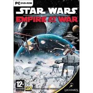 JEU PC STAR WARS EMPIRE AT WAR / PC DVD-ROM