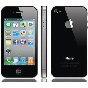 SMARTPHONE RECOND. iphone 4s 16giga noir
