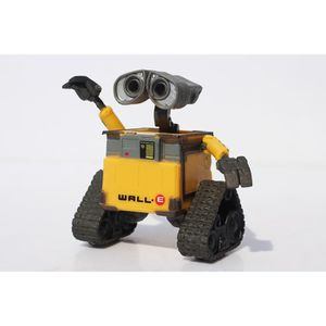 FIGURINE - PERSONNAGE Robot wall-e wall-e PVC Action Figure Collection m