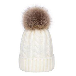 CHAPEAU - BOB YoungSoul Bonnet femme hiver fourrure bonnets tric