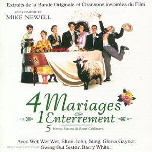 CD RAP - HIP HOP 4 Mariages et 1 enterrement