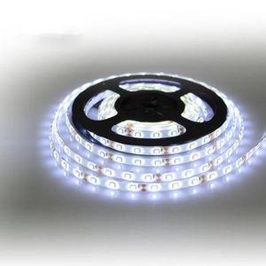 GUIRLANDE LUMINEUSE INT 5m LED Bande Lumineuse Blanc Guirlande DC 12V Étan
