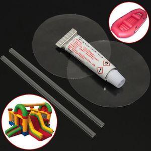 KIT DE RÉPARATION KAYAK SHAN NEUFU PVC Ponction Repair Patch Colle à Gonfl