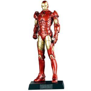 Figurine sur socle Eaglemoss MARVEL N°17 Elektra