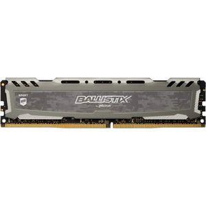 MÉMOIRE RAM Crucial Ballistix Sport LT BLS8G4D32AESBK 3200 MHz