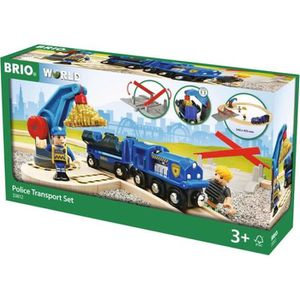 CIRCUIT BRIO World  - 33812 - Circuit Police