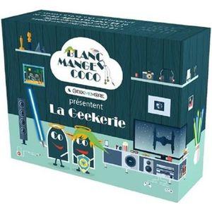 CARTES DE JEU Jeu Blanc Manger Coco - La Geekerie - Cadeau Maest