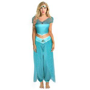 DÉGUISEMENT - PANOPLIE Déguisements Femme  Princesse Arabe Cosplay Costum