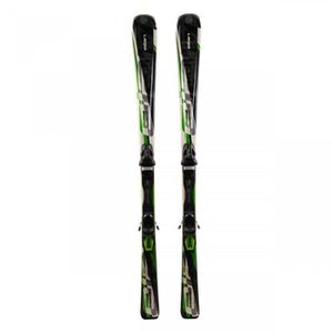 SKI Ski Elan Waveflex 72 + Fixations