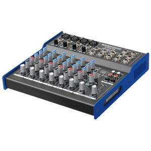 TABLE DE MIXAGE Pronomic M-802UD USB Table de Mixage