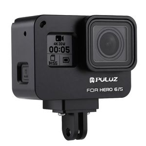 OBJECTIF POUR TELEPHONE PULUZ for GoPro NEW HERO /HERO6 /5 Housing Shell C